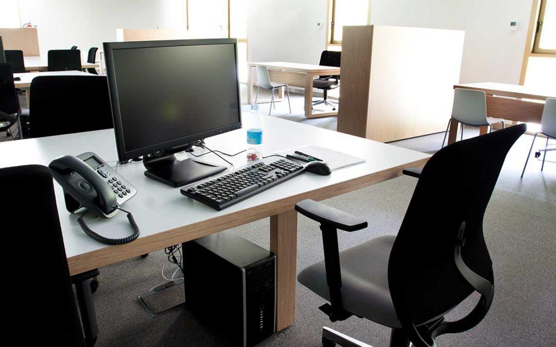 Ergonomischer Schreibtischstuhl